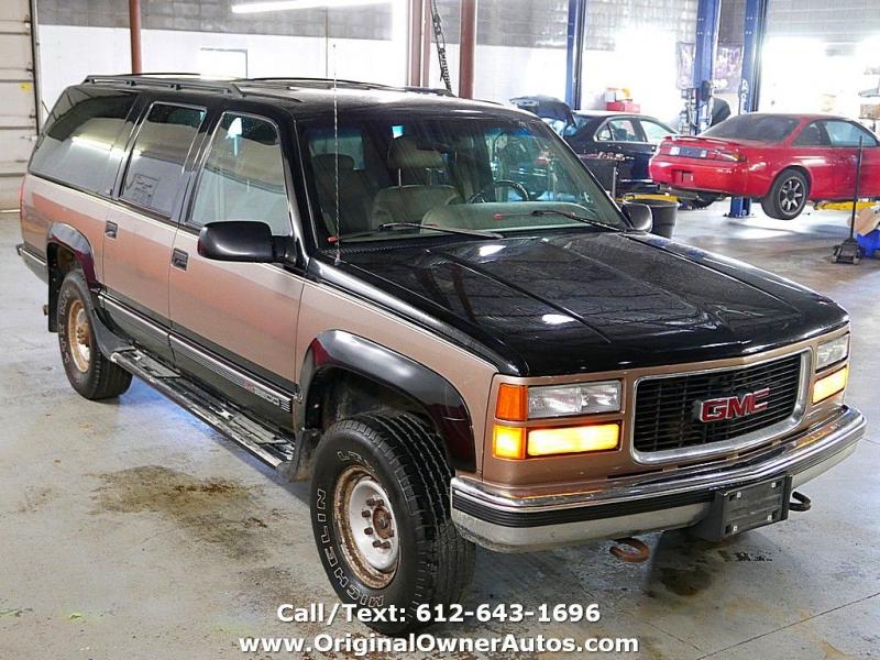 GMC SUBURBAN 1996 price $4,495