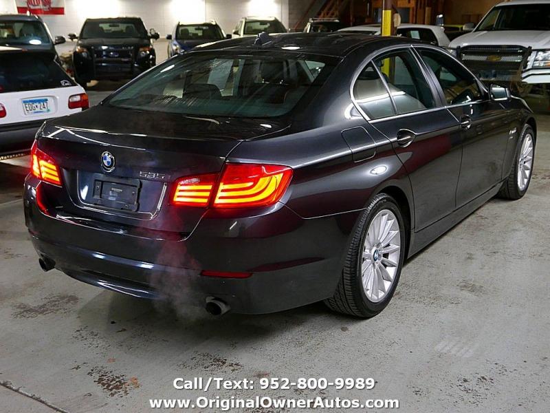 BMW 5 Series 2012 price $10,750