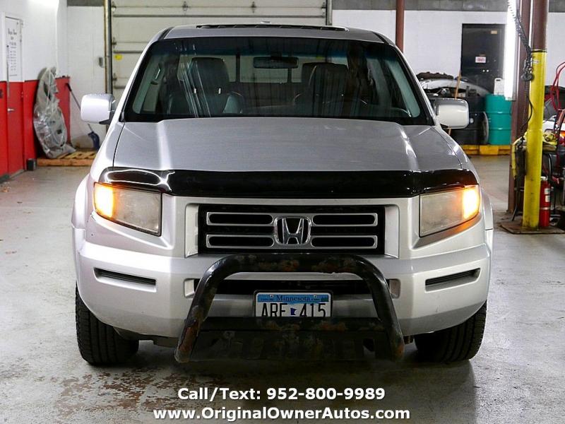 Honda Ridgeline 2006 price $5,495