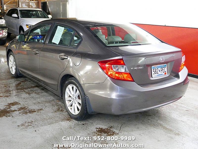 Honda Civic Sdn 2012 price $4,495