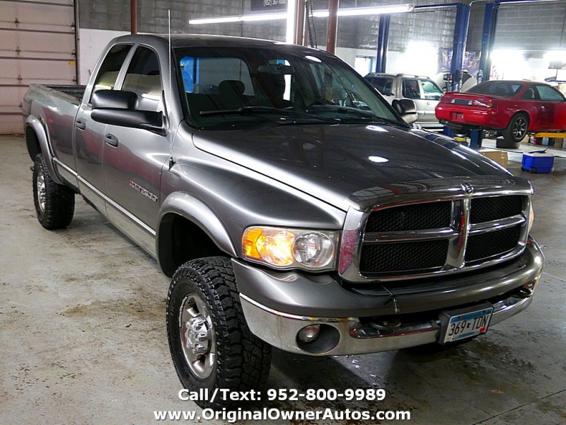 Dodge Ram 2500 2005 price $10,995
