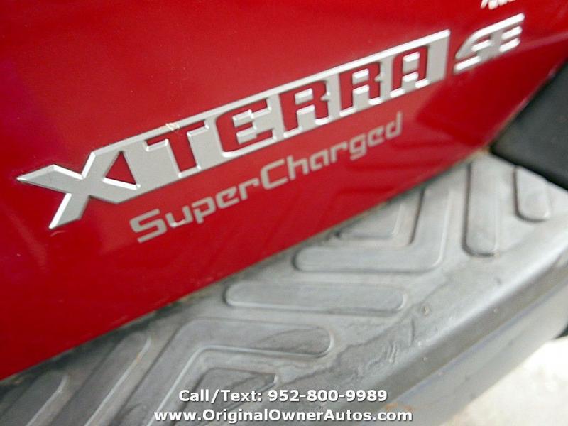 Nissan Xterra 2002 price $4,995
