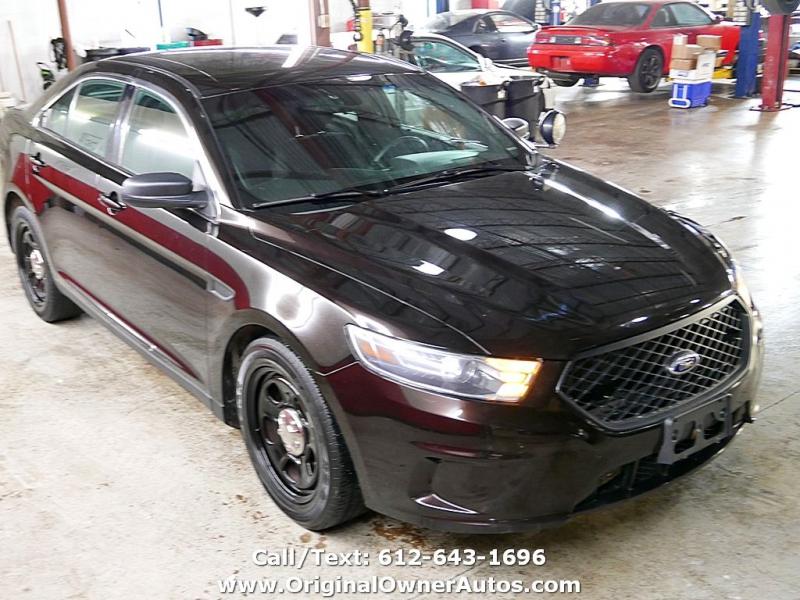 Ford Sedan Police Interceptor 2015 price $7,995