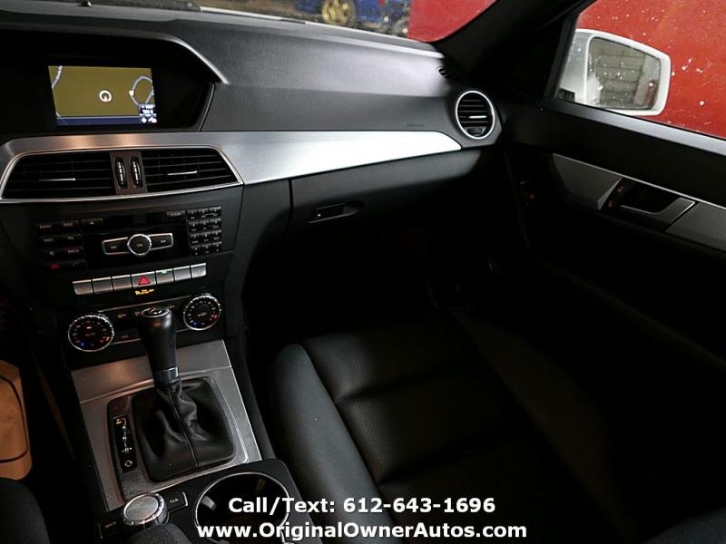 Mercedes-Benz C-Class 2014 price $13,995