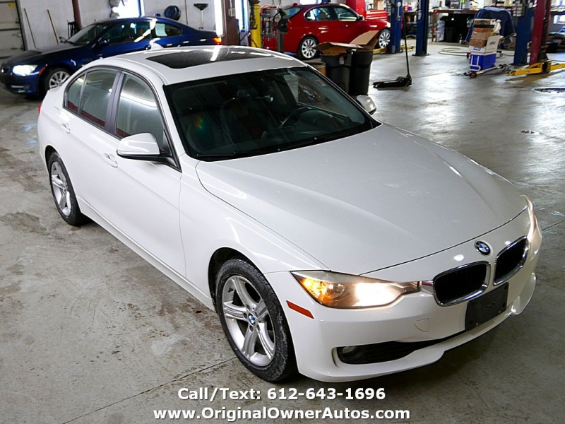 BMW 3-Series 2013 price $9,995