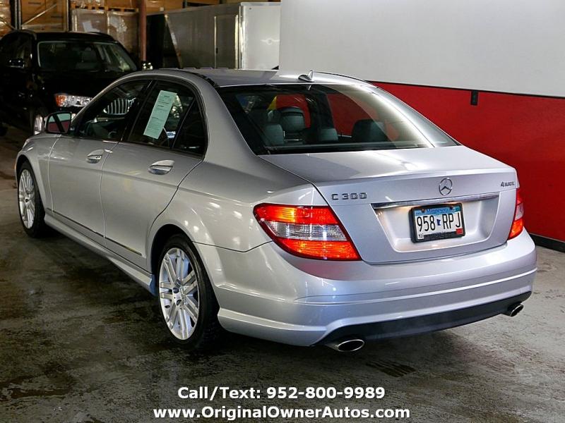 Mercedes-Benz C-Class 2008 price $8,495