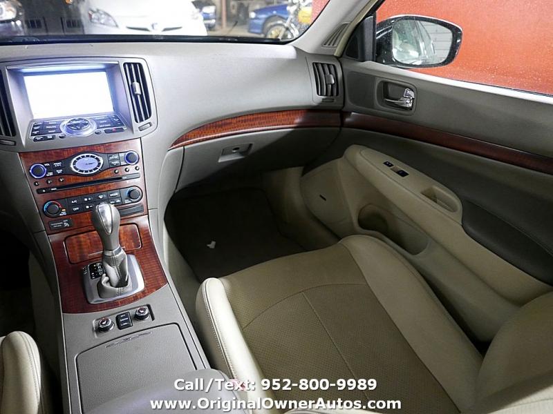 Infiniti G37 Sedan 2009 price $10,995