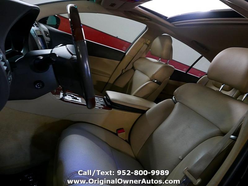 Lexus GS 350 2008 price $9,995