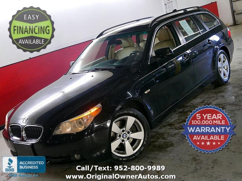BMW 5 Series 2006 price $5,995