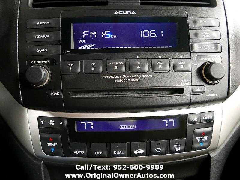 Acura TSX 2004 price $3,495
