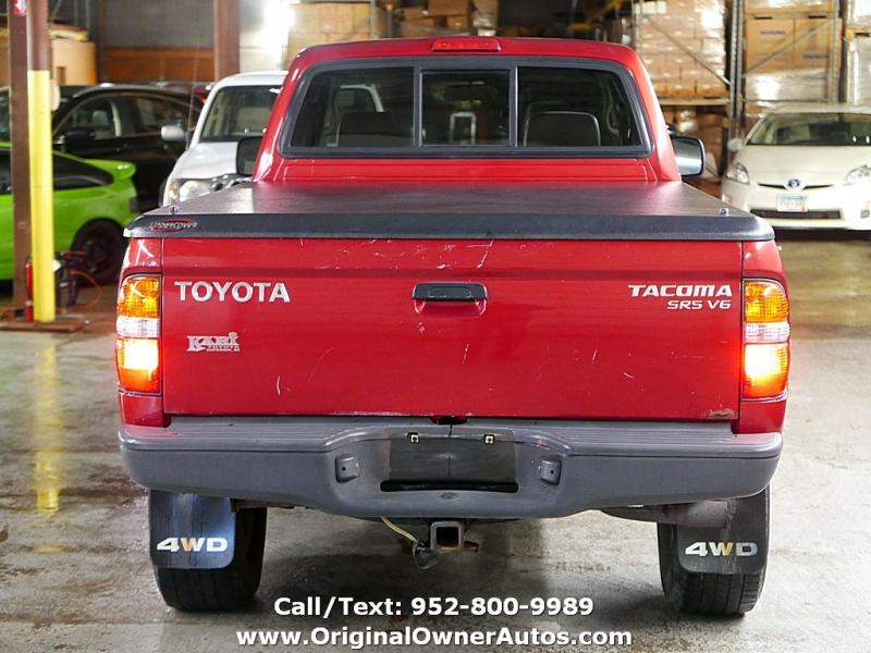 Toyota Tacoma 2003 price $8,995