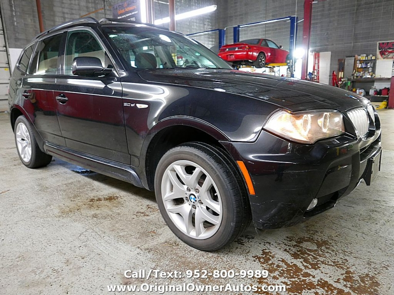 BMW X3 2008 price $9,995