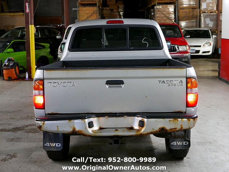 Toyota Tacoma 2001 price $7,995