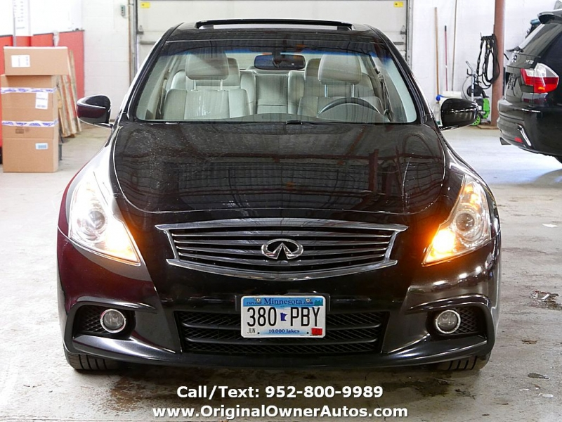 Infiniti G 37 2012 price $15,995