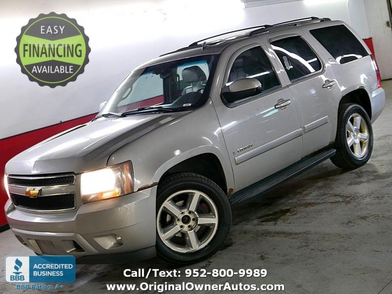 Chevrolet Tahoe 2007 price $5,495