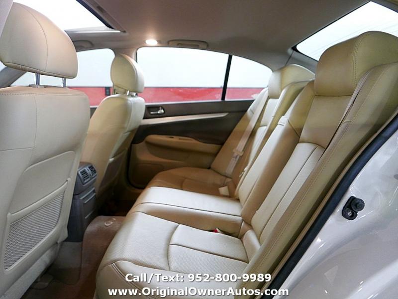 Infiniti G37 Sedan 2009 price $8,995