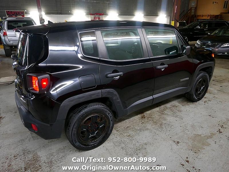 Jeep Renegade 2015 price $14,995