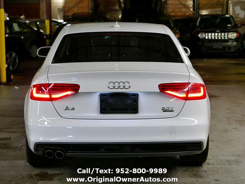 Audi A4 2016 price $18,995