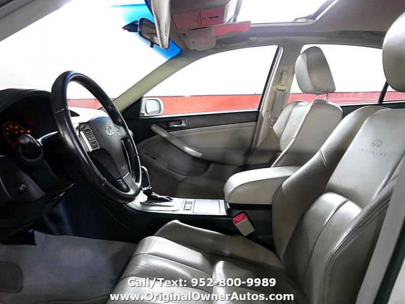 Infiniti G35 Sedan 2006 price $3,795