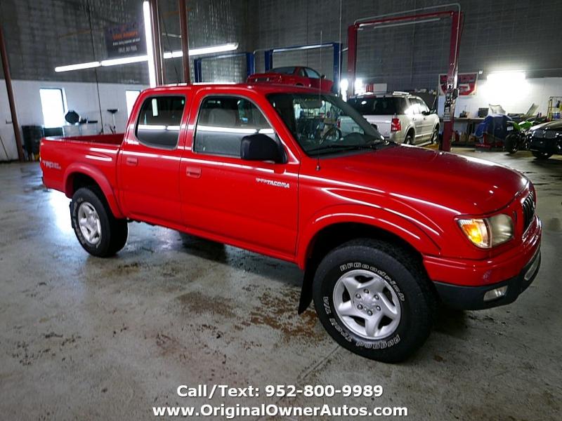 Toyota Tacoma 2001 price $9,995