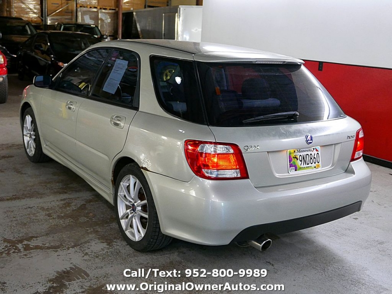 Saab 9-2X 2005 price $6,495