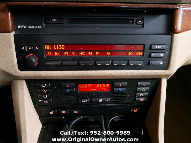 BMW 5 Series 2002 price $3,995
