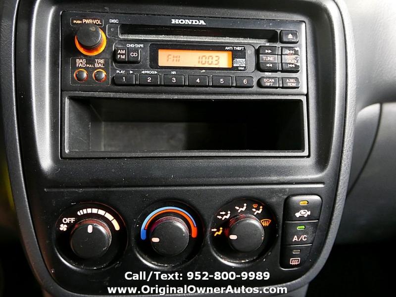 Honda CR-V 2000 price $4,995