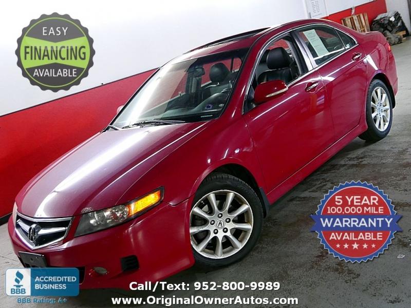 Acura TSX 2008 price $5,995