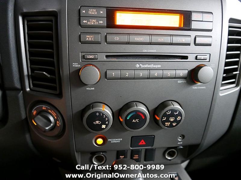Nissan Titan 2004 price $7,995