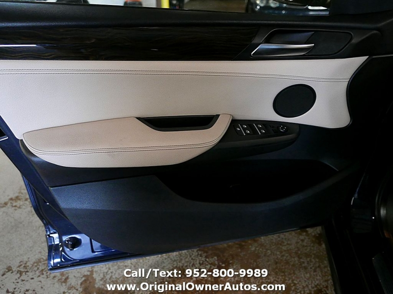 BMW X3 2012 price $14,995