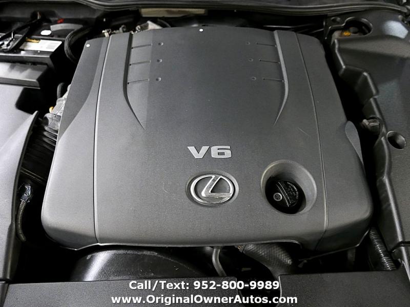 Lexus IS 250 2007 price $8,995