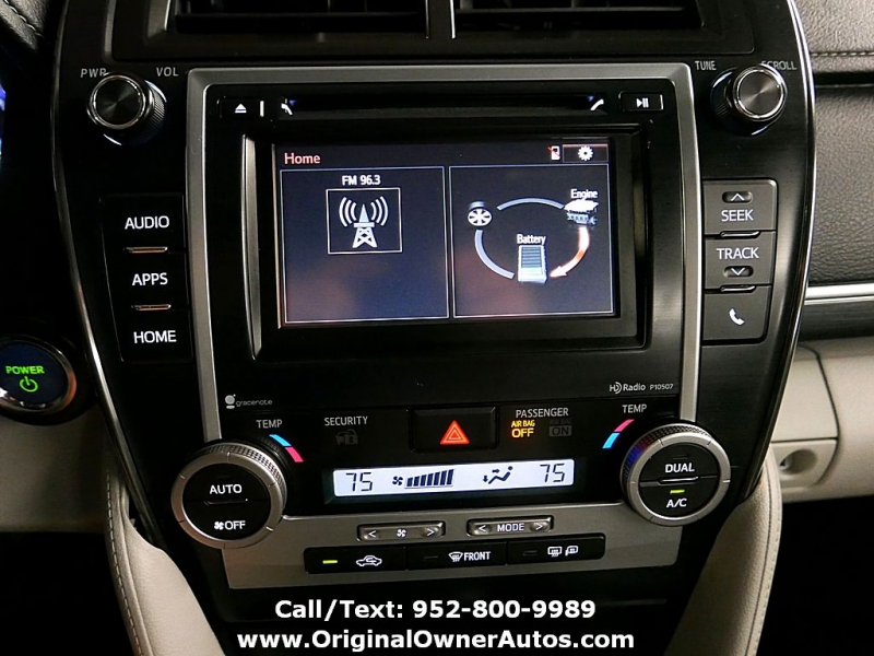 Toyota Camry Hybrid 2014 price $11,995