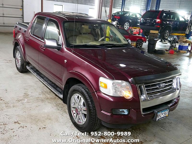 Ford Explorer Sport Trac 2007 price $5,495