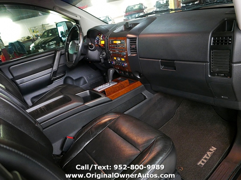 Nissan Titan 2008 price $8,995