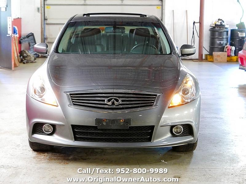 Infiniti G37 Sedan 2011 price $14,495