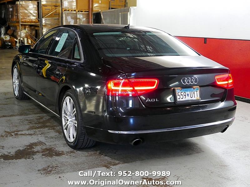 Audi A8 L 2013 price $22,995