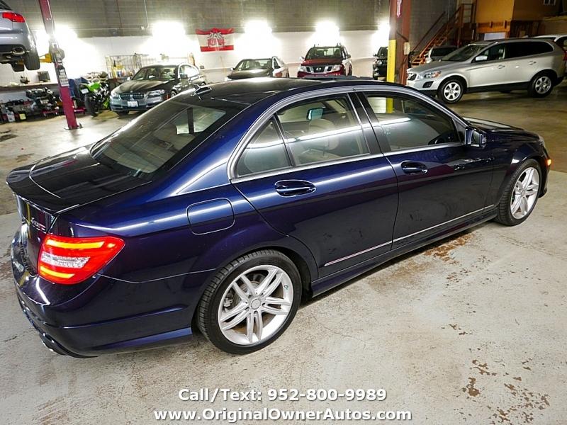 Mercedes-Benz C-Class 2014 price $14,495