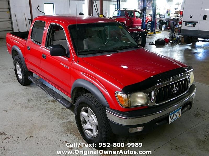 Toyota Tacoma 2004 price $11,995