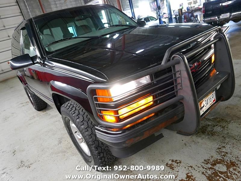 Chevrolet Tahoe 1999 price $9,995