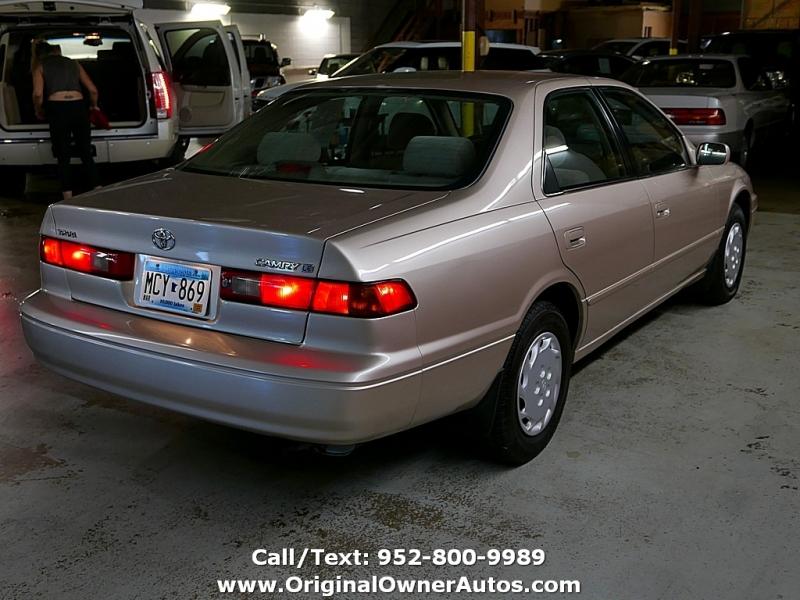 Toyota Camry 1997 price $6,495