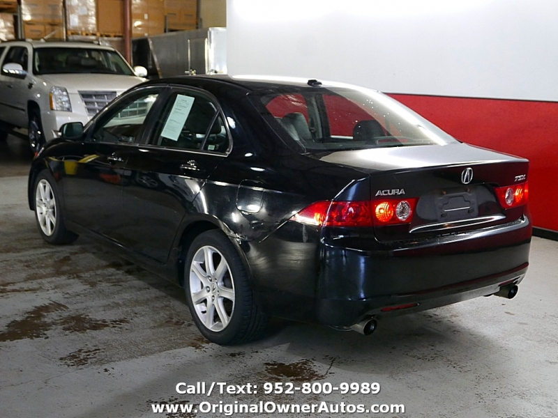 Acura TSX 2005 price $4,995
