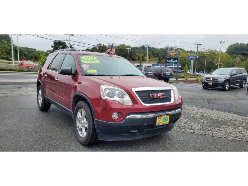 GMC ACADIA 2010 price $10,995