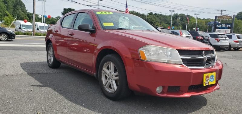 Dodge Avenger 2008 price $4,795