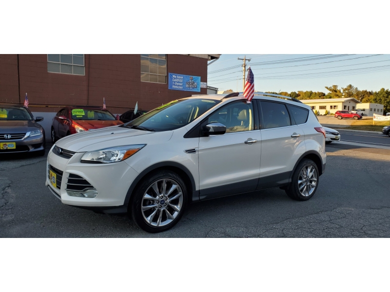 Ford Escape 2016 price $14,400
