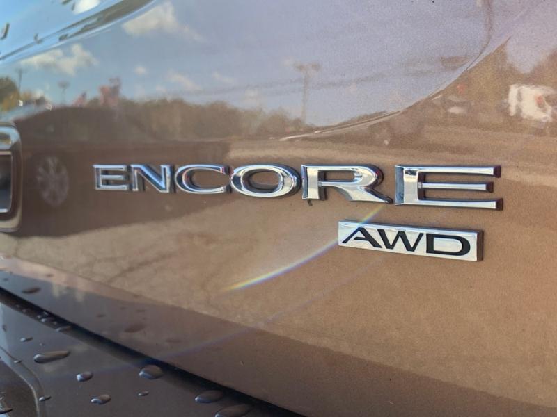 Buick Encore 2017 price $15,195