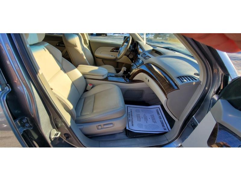 Acura MDX 2012 price