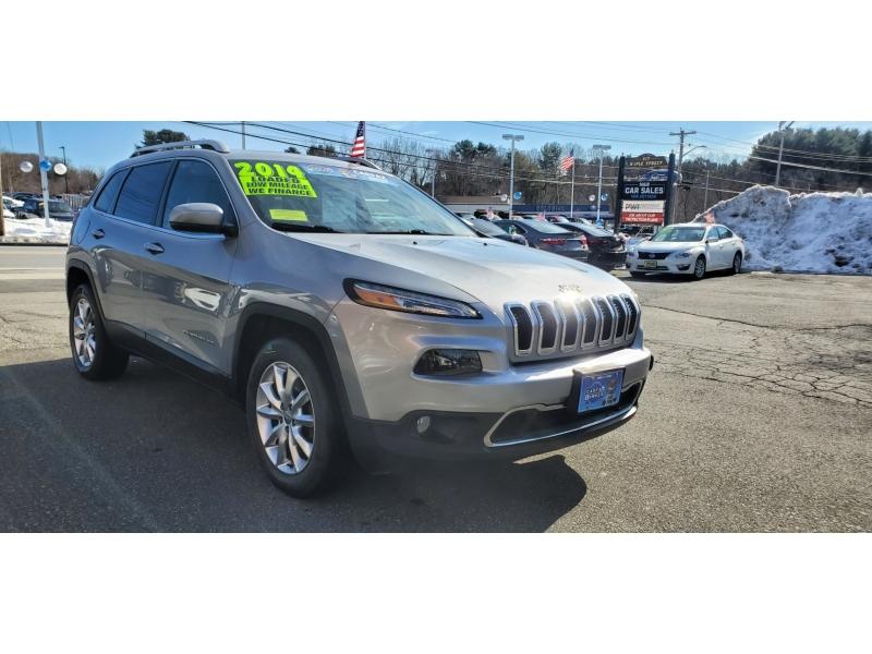 Jeep Cherokee 2014 price $16,595