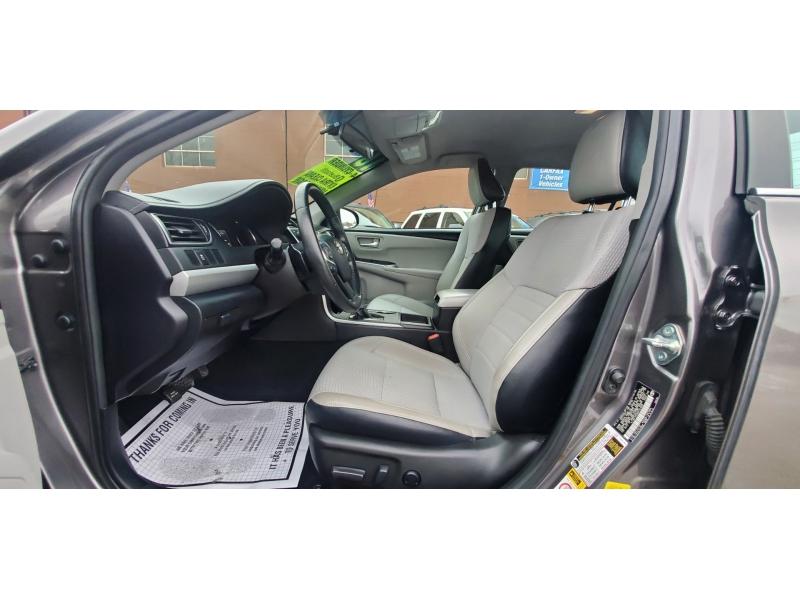 Toyota Camry 2016 price $12,995