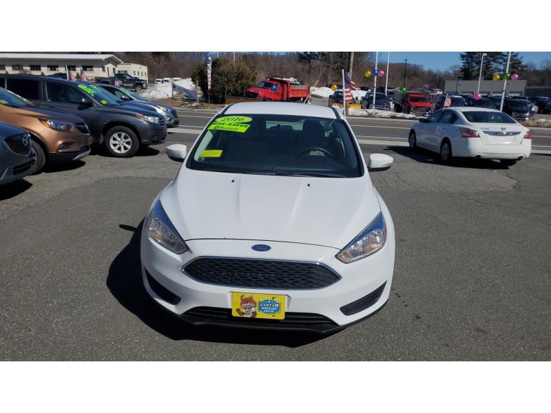 Ford Focus 2016 price $7,100