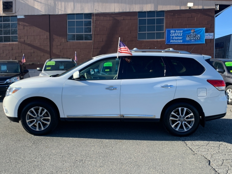 Nissan Pathfinder 2014 price $13,895